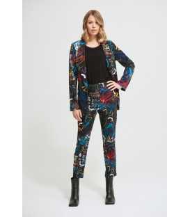 Pantalón Estampado Joseph Ribkoff Mujer