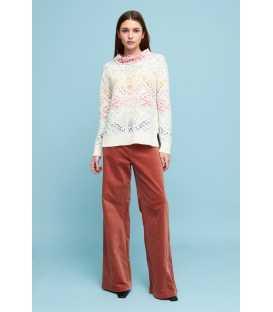 Suéter Colores Aldo Martins Mujer