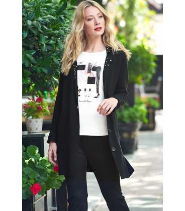 Camiseta Fashion Carmela Rosso Mujer
