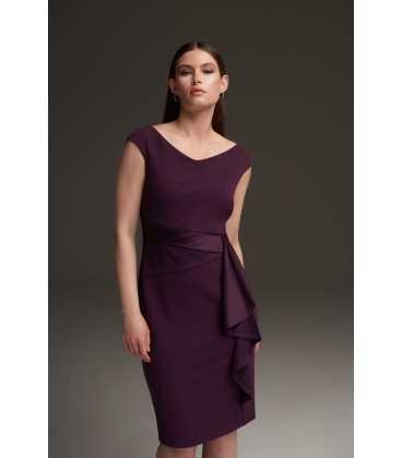 Vestido Burdeos Joseph Ribkoff Mujer
