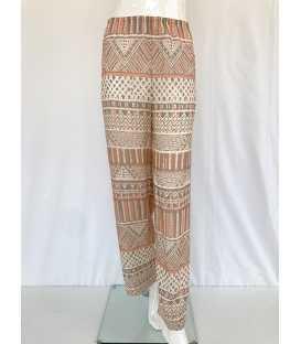 Pantalón Estampado Mujer Dismero