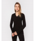 Suéter Básico Cuello Chal Mujer Diktons