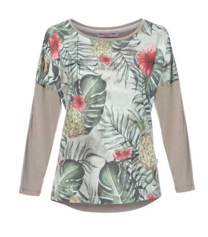 0b9b5fb491e Camiseta Estampada Mujer Frieda   Freddies - Maria Luisa Maestre®