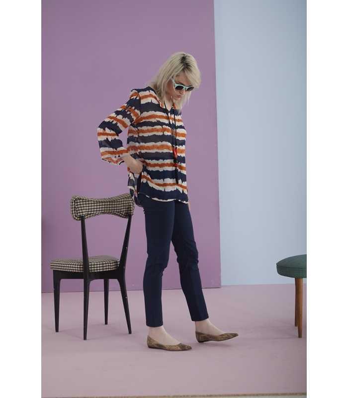 Pantalón Algodón Mujer Naulover - Maria Luisa Maestre® d960de8bcbf6