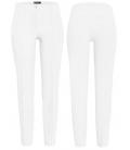 Pantalón Algodón Blanco Mujer Cambio