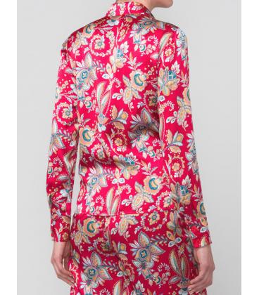 Blusa Seda Mujer Mirto