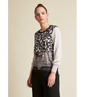 Suéter Manchas Mujer Piero Moretti