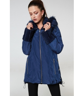 Parka Reversible Mujer Luis Civit