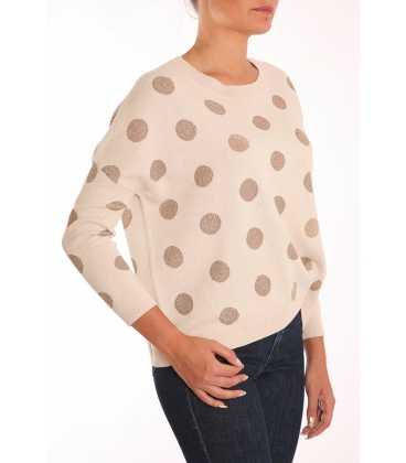 Suéter Circulos Mujer Dismero