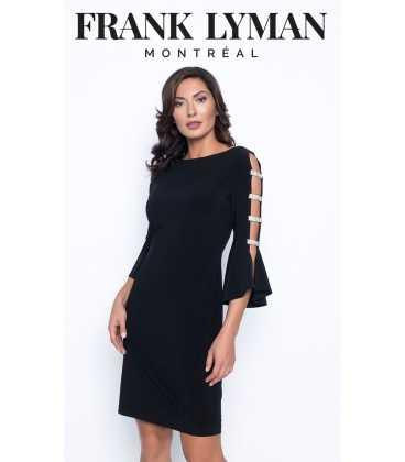 Vestido Marino Mujer Frank Lyman