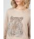 Suéter Tigre Mujer Anna Mora
