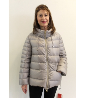 Parka Gris Mujer Diego M