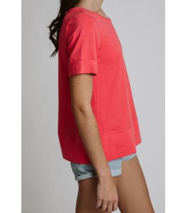 Camiseta Básica Mujer Pisonero