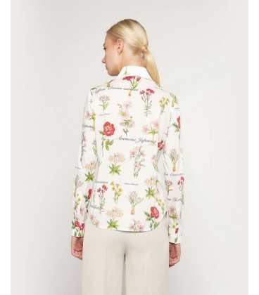 Camisa Estampada Mujer Mirto
