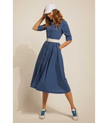 Vestido Vuelo Mujer Dismero