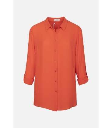 Camisa Coral Mujer Civit