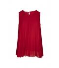 Top Rojo Mujer Brunella