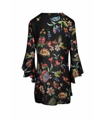 Blusón Estampado Mujer Brunella