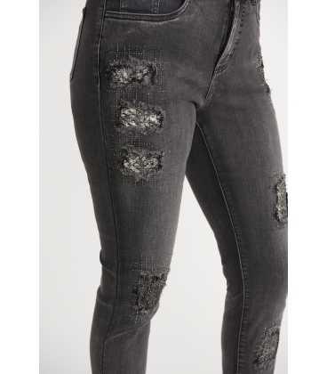 Pantalón Gris Joseph Ribkoff Mujer