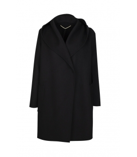 Abrigo Negro Marella Mujer