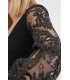 Vestido Negro Joseph Ribkoff Mujer