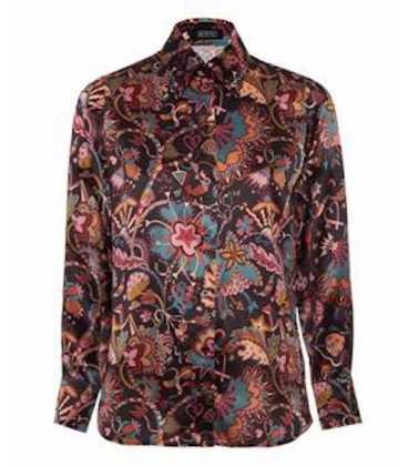 Camisa Estampada Mirto Mujer