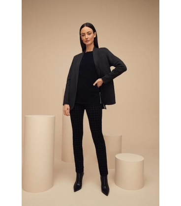 Pantalón Negro Lisette Mujer
