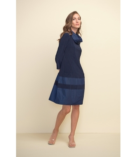 Vestido Azul Marino Joseph Ribkoff Mujer