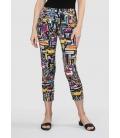 Pantalón Multicolor Lisette Mujer