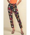 Pantalon Floral Joseph Ribkoff Mujer