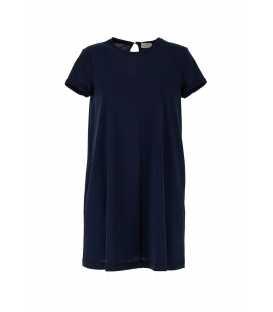 Vestido Azul Marella Mujer