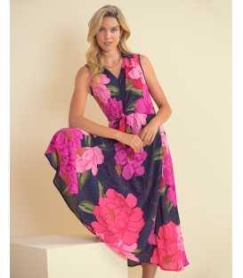 Vestido Flores Joseph Ribkoff Mujer
