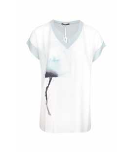 Camiseta Básica Bluton Mujer