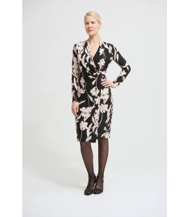 Vestido Estampado Joseph Ribkoff Mujer