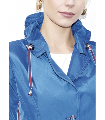 Chaqueta Azul Carmela Rosso Mujer