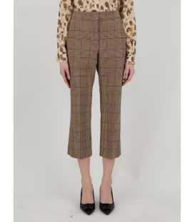 Pantalón Cuadros Marella Mujer